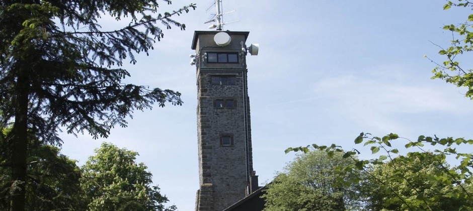 Aussichtsturm Borgmannturm Eisenberg