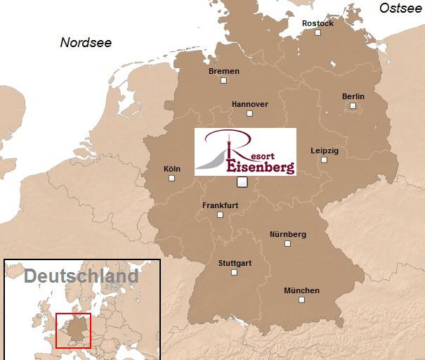 Lageplan-Resort-Eisenberg-Hessen-Kirchheim-Willingshain-Neuenstein-Deutschland