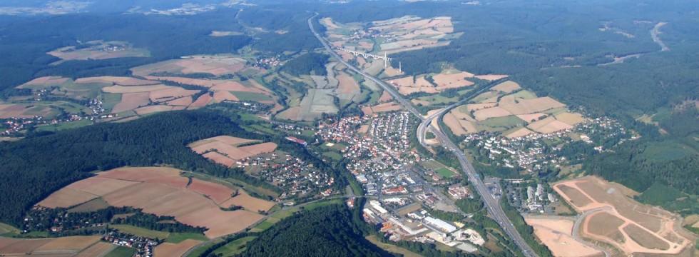 Kichheim und Umgebung