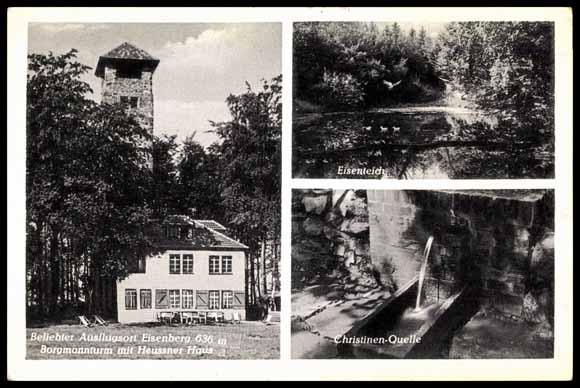 Geschichte Resort Eisenberg
